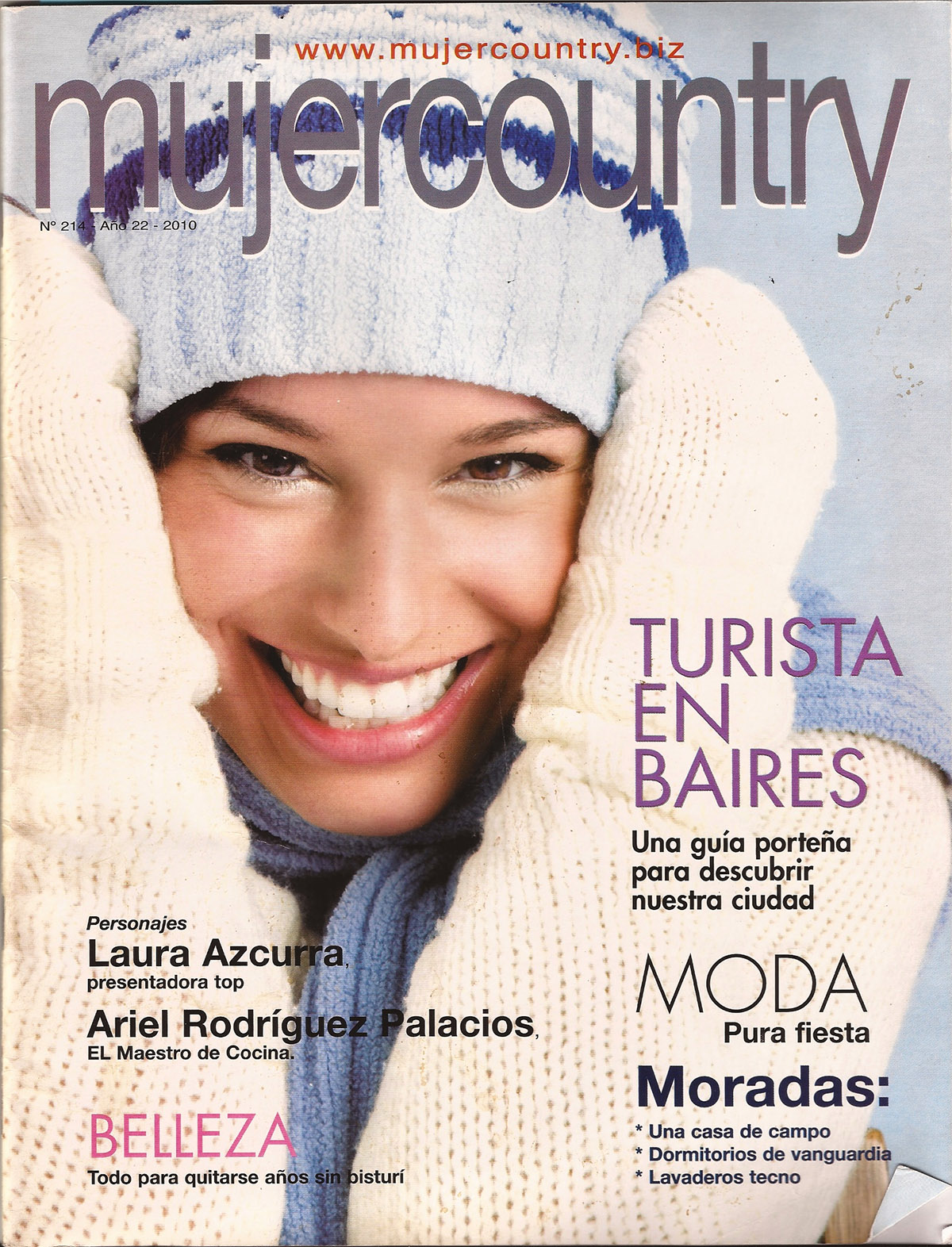 Mujer Country 214 – 01