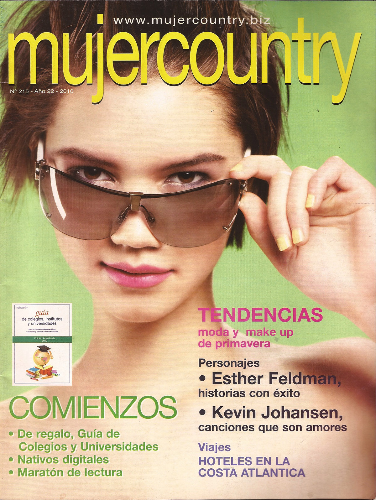 Mujer Country 215 – 01