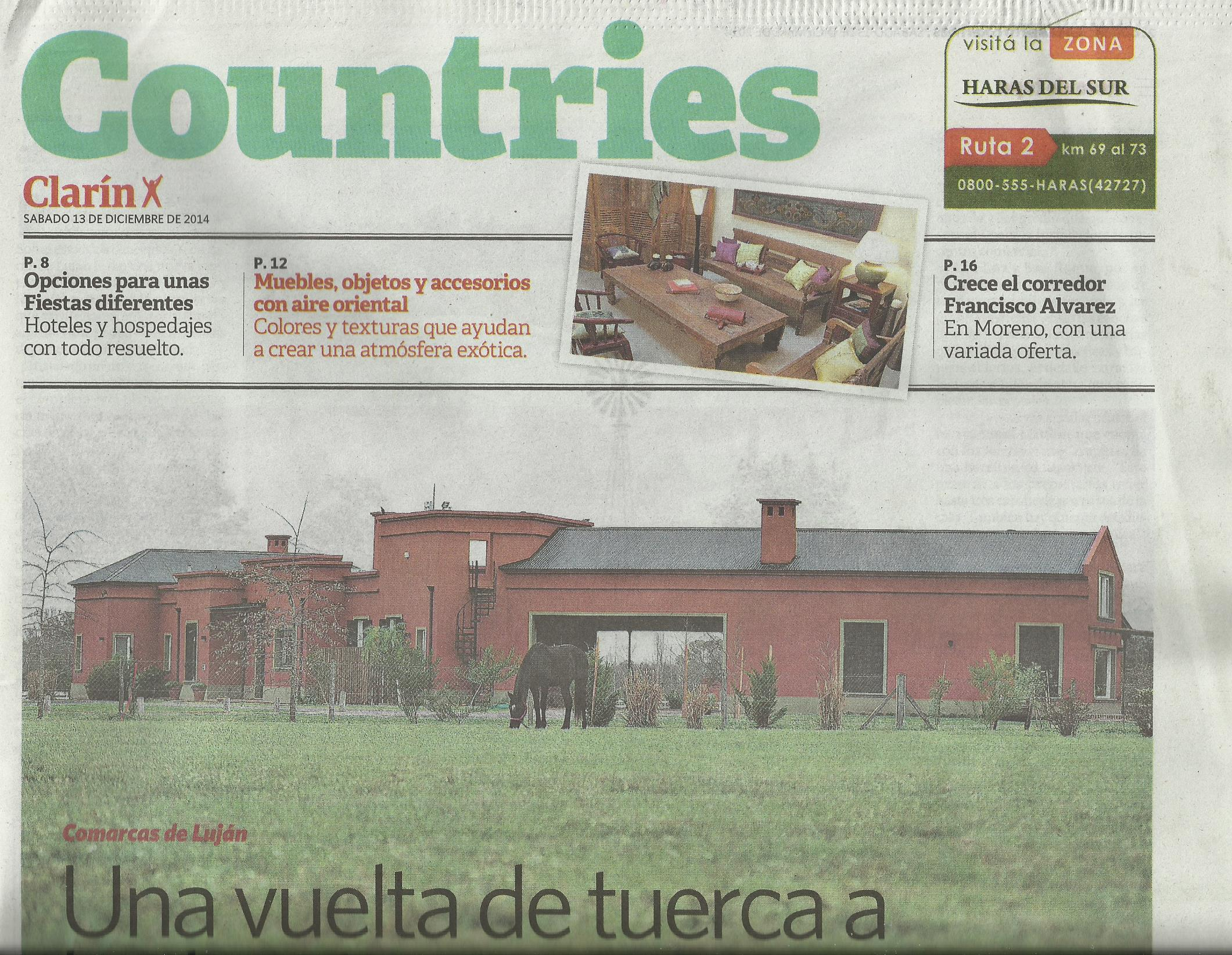 Clarin Countries Dic 2014 – 01