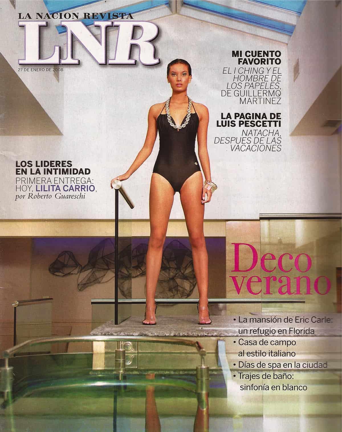 La Nacion Revista 01-2008 – 01
