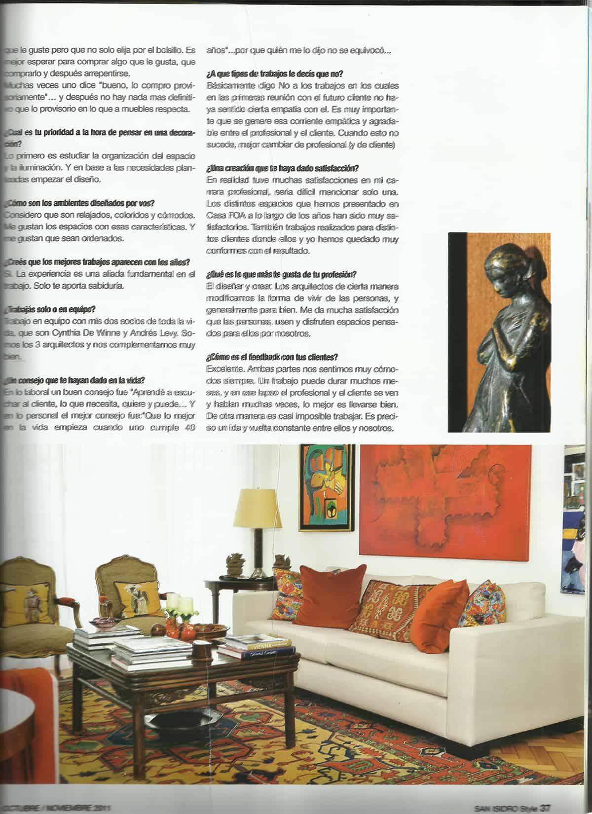 San Isidro Style 22 – 03