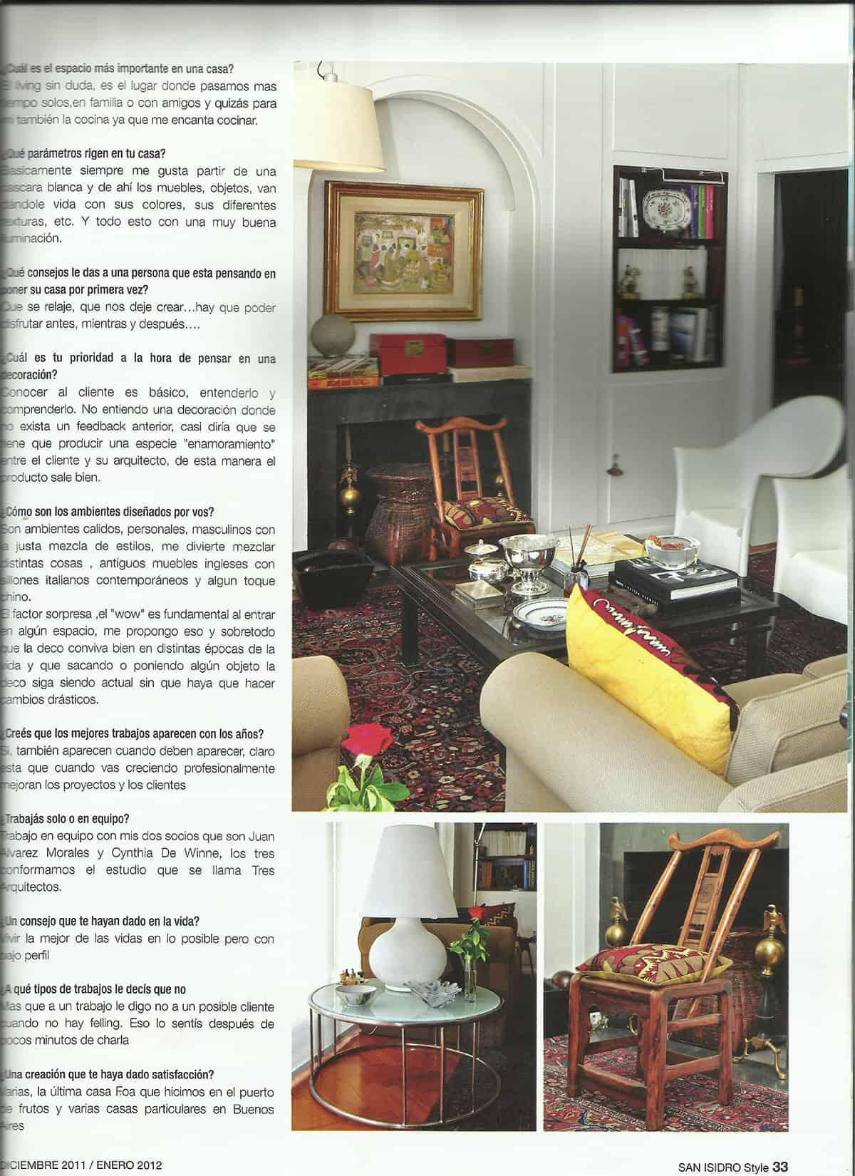 San Isidro Style 23 – 02