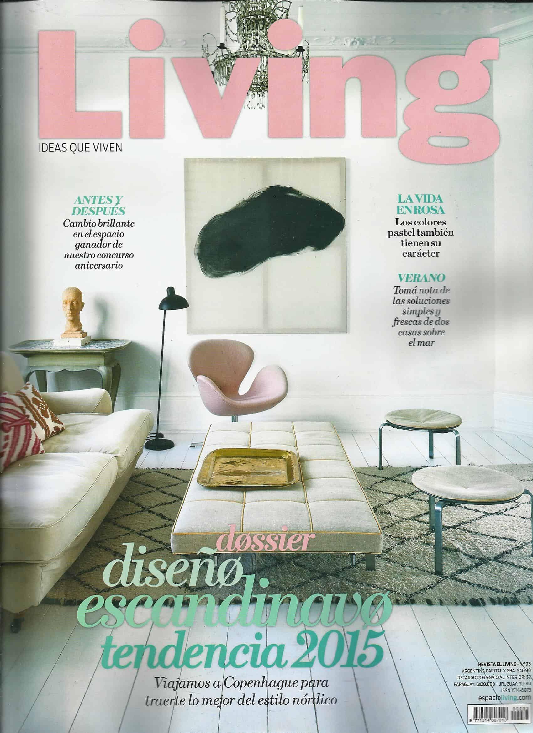 Revista Living 93 Diciembre 2014 – 01